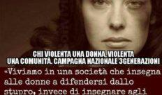 No violenza alle donne